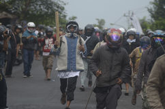 INDONESIA RADICAL ISLAMIST GROUP Stock Photography