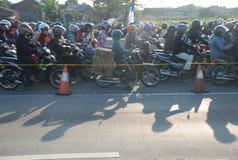 INDONESIA-RELIGION-ISLAM-RAMADAN Fotografia Stock