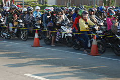 INDONESIA-RELIGION-ISLAM-RAMADAN Стоковые Изображения