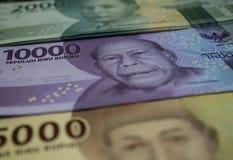 Indonesia rupiah money stock photos