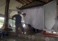 INDONESIA RUPIAH WEAKENING ADVANTAGE Stock Images