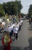 INDONESIA RUPIAH WEAKENING ADVANTAGE Royalty Free Stock Images