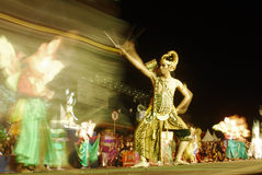 INDONESIA RUPIAH WEAKENING ADVANTAGE Stock Image