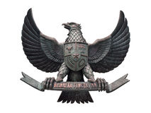 Free Indonesia S National Emblem Royalty Free Stock Images - 11746229