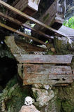 Indonesia, Sulawesi, Tana Toraja, Ancient tomb Royalty Free Stock Photography