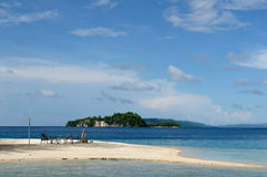 Indonesia, Sulawesi. Togean islands Royalty Free Stock Photos