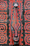 Indonesia, Sumatra: decoración Foto de archivo