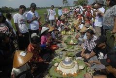 INDONESIA SYNCRETIC ISLAM Stock Photography