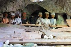 Indonesia, Tana Toraja, Ancient tomb Stock Photos