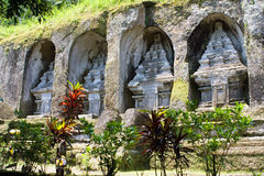 Indonesia.   Temple-tomb of imperial family of Stock Images