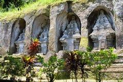 Indonesia. Templo-tumba de la familia imperial de Imagenes de archivo