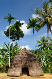 Indonesia, Timor, Head hunter village Stock Photography