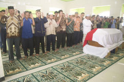 INDONESIA TO CONTINUE ANTI TERRORISM WAR Stock Photography