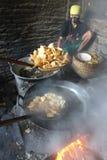 Indonesia traditional crackers karak Royalty Free Stock Photography