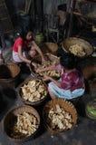 Indonesia traditional crackers karak Royalty Free Stock Photos