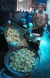 Indonesia traditional crackers karak Stock Photos