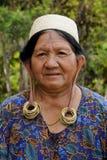 Indonesia - Traditional Dayak tribal culture, Borneo Stock Photos