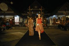 INDONESIA VAST CULTURAL DIVERSITY Stock Photography
