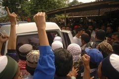INDONESIA WAR ON TERRORISM Stock Images