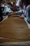 INDONESIA WRITTEN TRADITION Stock Photos