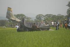 INDONESIAN AIR FORCE ARSENAL UPGRADE PLAN Royalty Free Stock Photos