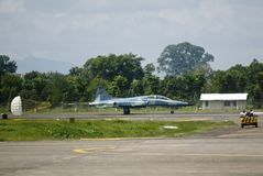 INDONESIAN AIR FORCE TO ADD AIR TRANSPORT Stock Photos