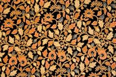 Indonesian Batik Sarong Royalty Free Stock Photography