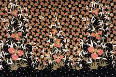 Indonesian Batik Sarong stock photo