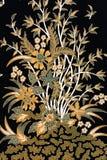 Indonesian Batik Sarong. Image of Indonesian batik sarong pattern Stock Images