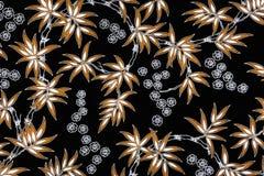Indonesian Batik Sarong stock photography