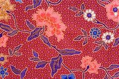 Indonesian Batik Sarong Stock Images