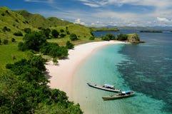 Indonesian beaches Royalty Free Stock Photos