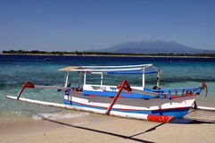 Free Indonesian Boat Royalty Free Stock Photography - 10910307