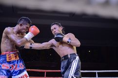 INDONESIAN BOXING WORLD Stock Photos