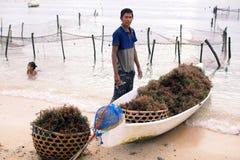 Indonesian boy Stock Photo