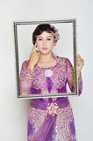 Indonesian bridal Stock Photo