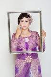 Indonesian bridal Stock Photo
