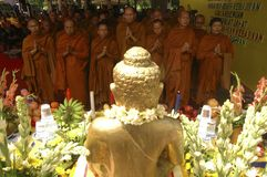 INDONESIAN BUDDHISM Stock Image