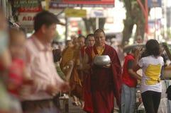 INDONESIAN BUDDHISM Royalty Free Stock Photos