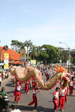 Indonesian Carnaval Royalty Free Stock Photo