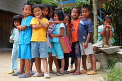 Indonesian children Stock Photography