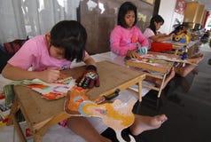 INDONESIAN CHILDREN PROBLEM Stock Photography