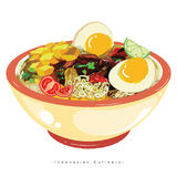 Indonesian Culinary soto food Royalty Free Stock Photography
