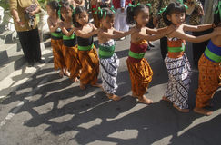 INDONESIAN CULTURAL DIVERSITY Stock Photo