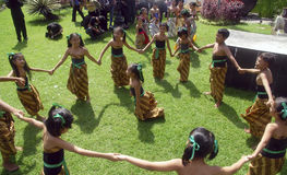 INDONESIAN CULTURAL DIVERSITY Stock Images