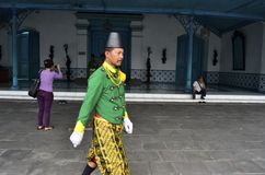 INDONESIAN CULTURALLY DOMINANT ETHNIC JAVANESE Royalty Free Stock Image