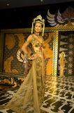 Indonesian Culture Fashion Show Stock Images