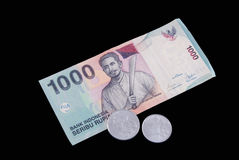 Indonesian Currency Royalty Free Stock Photo