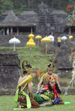 INDONESIAN DANCE DIVERSITY Royalty Free Stock Photos