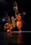 INDONESIAN DANCE DIVERSITY Royalty Free Stock Image